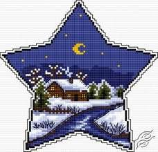 Winter Star by HaftiX - patterns - 00949
