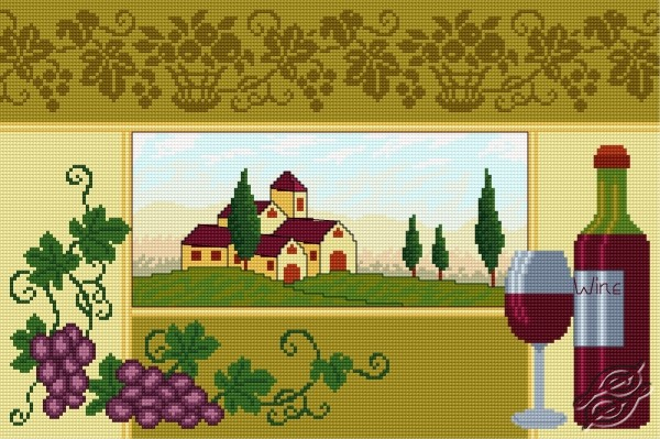 Grapes by HaftiX - patterns - 00965
