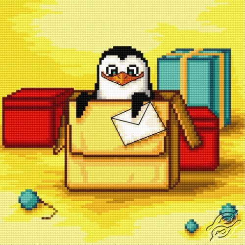 Parcel With a Surprise by HaftiX - patterns - 00974