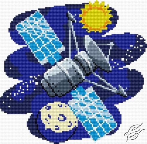 Satellite by HaftiX - patterns - 00984