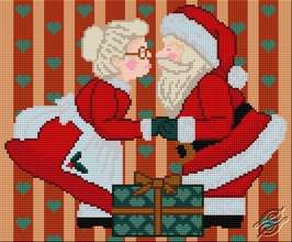 Merry Christmas by HaftiX - patterns - 01013