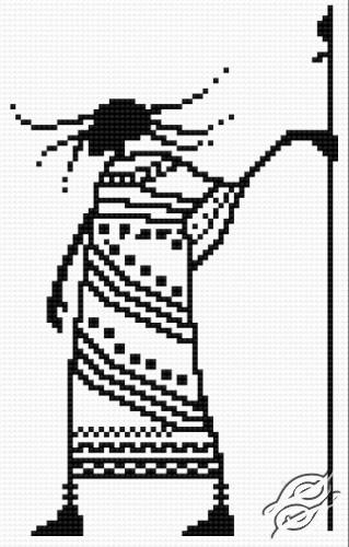 Shaman by HaftiX - patterns - 01025