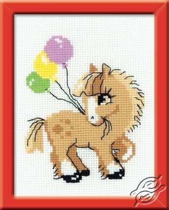 Pony Crony by RIOLIS - HB093