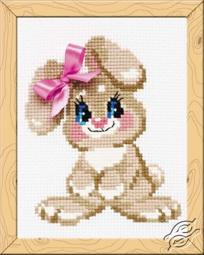 Baby Rabbit by RIOLIS - HB105