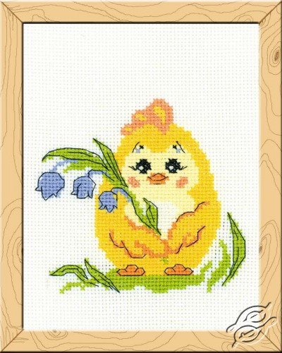 Flower Chick by RIOLIS - HB120