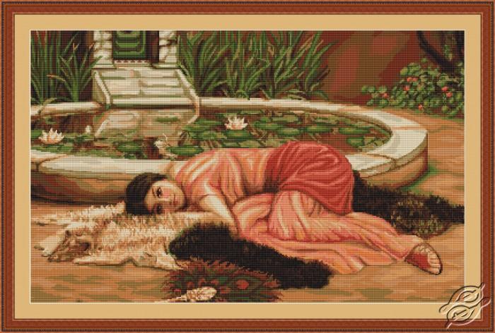 Pleasant Idleness by Luca-S - B426
