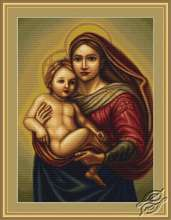 Sistine Madonna by Luca-S - B419