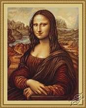 Mona Lisa by Luca-S - B416