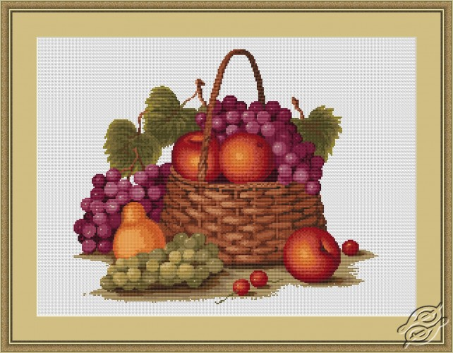 Still Life with Apples by Luca-S - B450