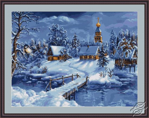 Winter Landscape by Luca-S - B447