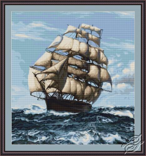 Ship by Luca-S - B438