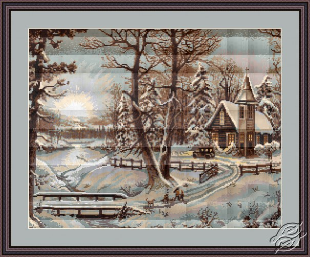 Winter Landscape by Luca-S - B321