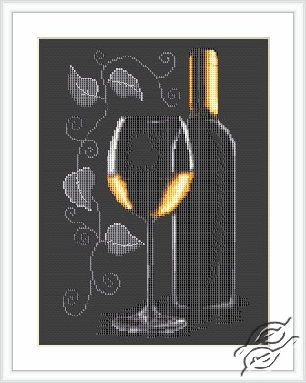 Bottle of Wine by Luca-S - B2221