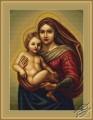 Sistine Madonna by Luca-S - G419