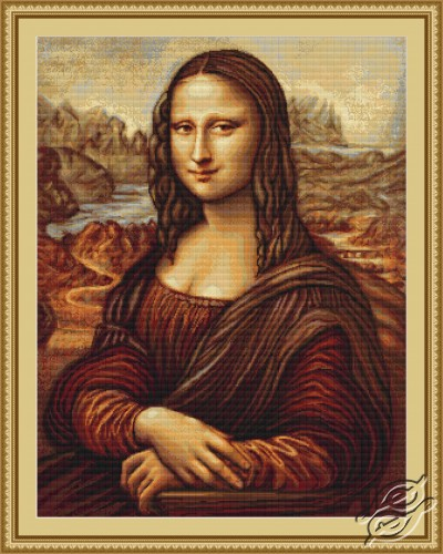 Mona Lisa by Luca-S - G416