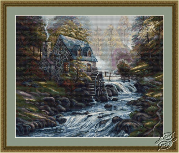Watermill by Luca-S - G409