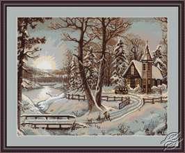 Winter Landscape by Luca-S - G321