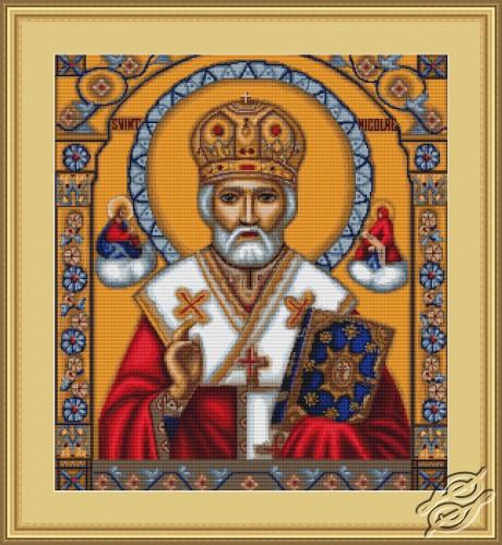 Saint Nicholas by Luca-S - B421