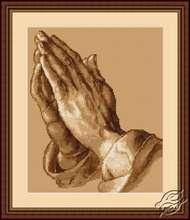 Praying Hands by Luca-S - B350