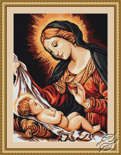 Mother of God by Luca-S - B325