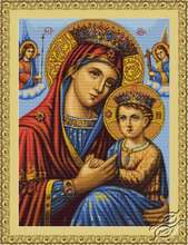 Icon of Virgin Mary by Luca-S - G428