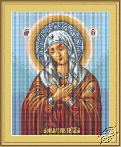 Tender Mother of God by Luca-S - G418