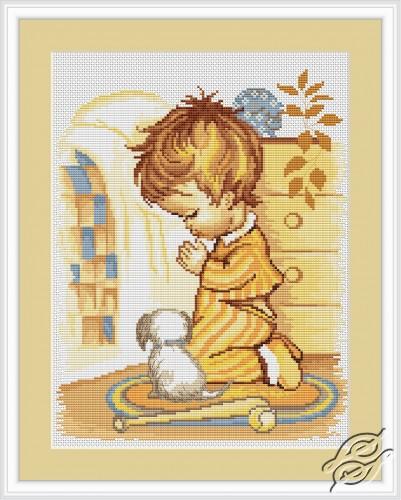 Boy's Prayer by Luca-S - B271