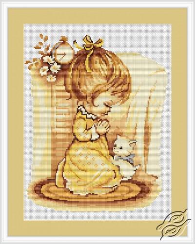 Girl's Prayer by Luca-S - B270
