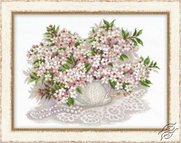 Cherry Blossom by RIOLIS - 100/034