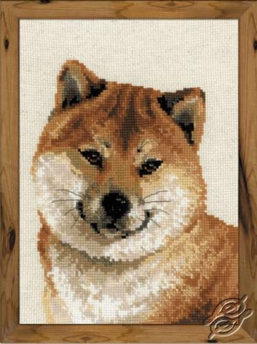 Japanese Husky by RIOLIS - 1280