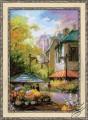 Flower Street by RIOLIS - 1306