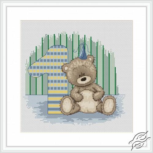 Teddy Bruno by Luca-S - B1087