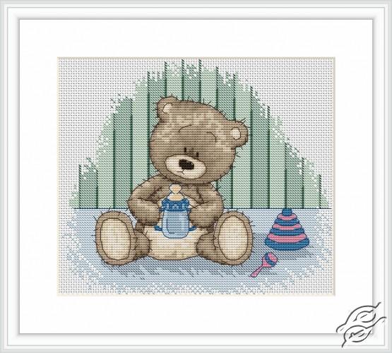 Teddy Bruno by Luca-S - B1086