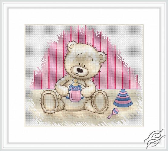 Teddy Bruno by Luca-S - B1085