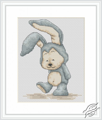 Funny Rabbit by Luca-S - B1078