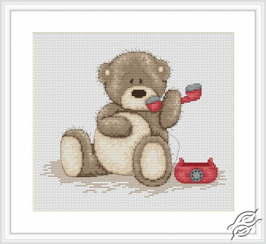 Teddy Bruno by Luca-S - B1009