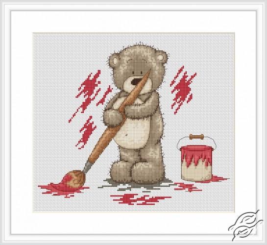 Teddy Bruno by Luca-S - B1006