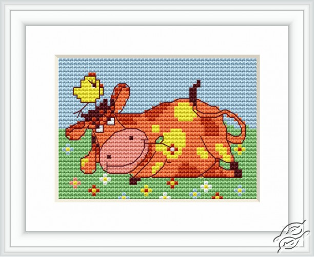 Red Cow by Luca-S - B046