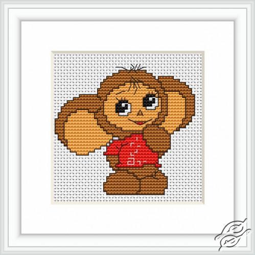 Cheburashka by Luca-S - B066