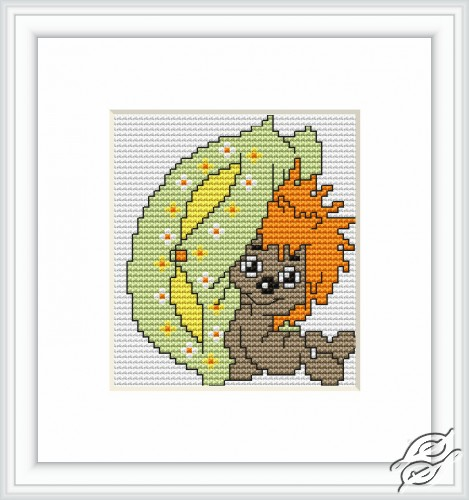 Hedgehog by Luca-S - B070
