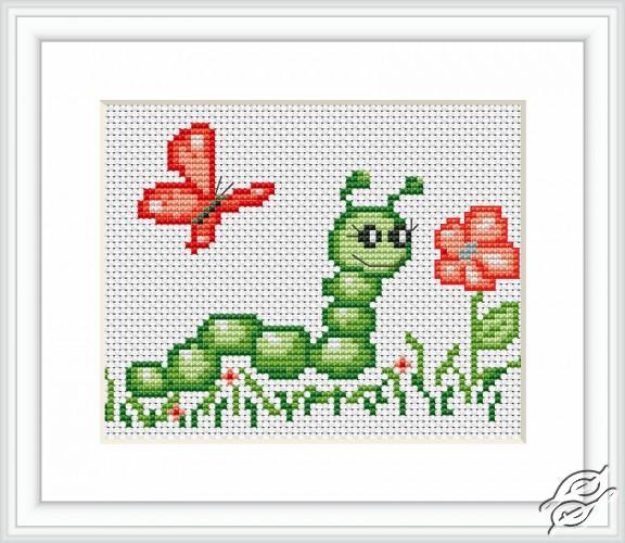 Caterpillar by Luca-S - B074