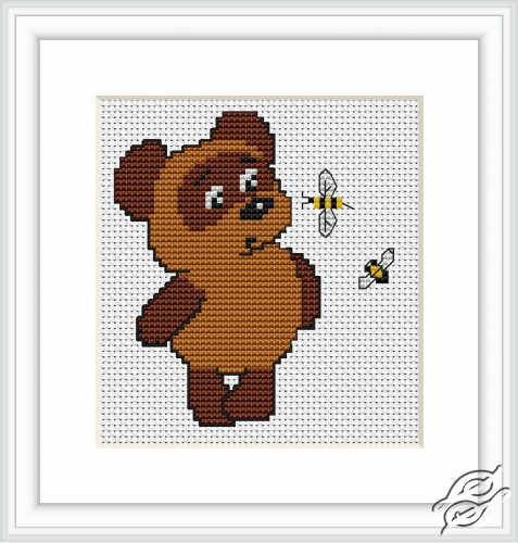 Winnie the Pooh by Luca-S - B075