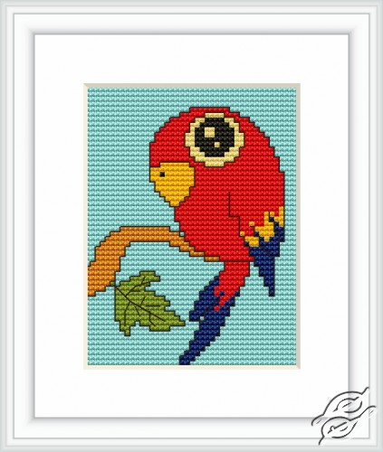 Parrot by Luca-S - B083