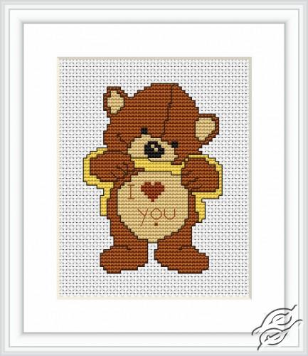 Teddy Bear by Luca-S - B086