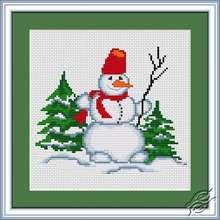 Snow Man by Luca-S - B1069