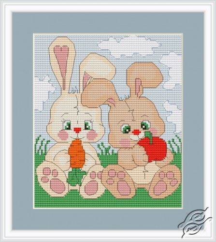 Bunnies by Luca-S - B195