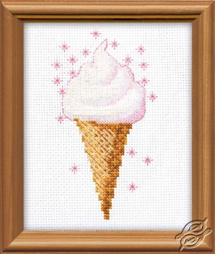Ice Cream by RIOLIS - 1317