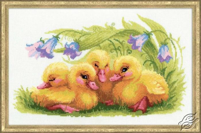 Funny Ducklings by RIOLIS - 1322
