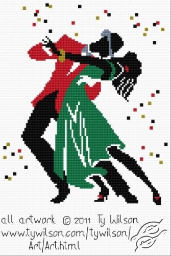 Ty Wilson - Tango by HaftiX - patterns - 01040