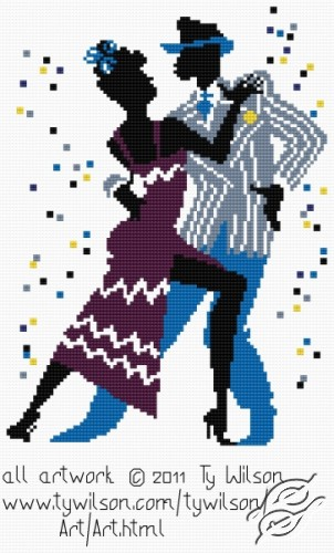 Ty Wilson - Rhumba by HaftiX - patterns - 01043